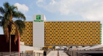 Holiday Inn - Parque Anhembi (fachada)