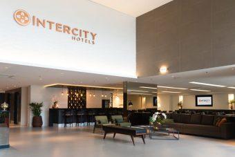 Intercity Anhembi - Lobby