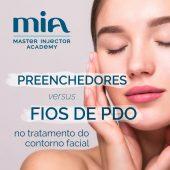 Preenchedores X fios de PDO no tratamento do contorno facial